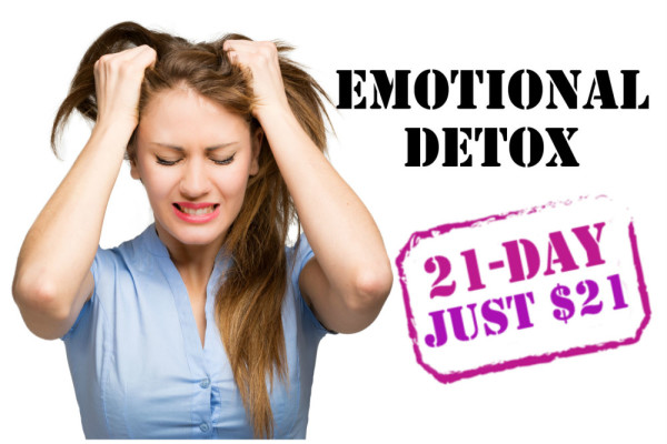 Bonnie Kelly Emotional Detox Ad