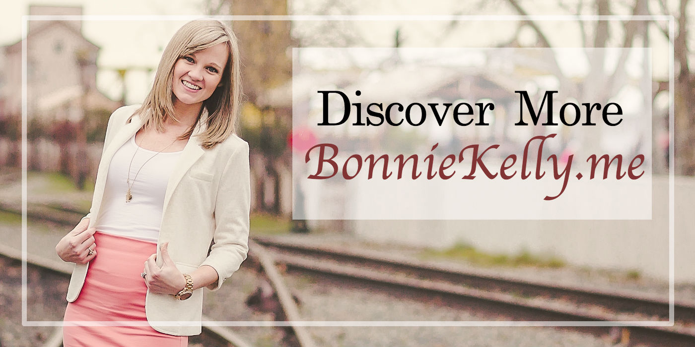Bonnie Kelly Discover more