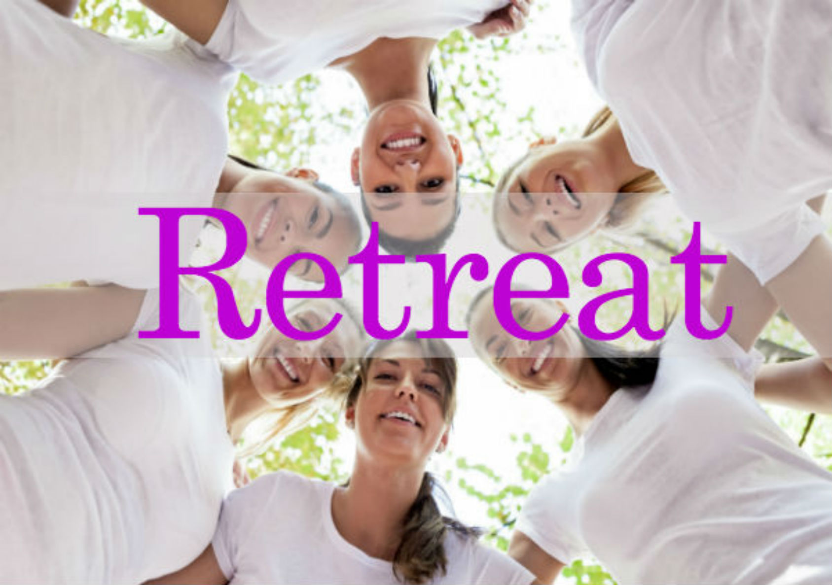 women retreat